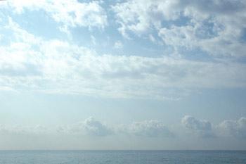 entre ciel et mer - photographie de makuramis